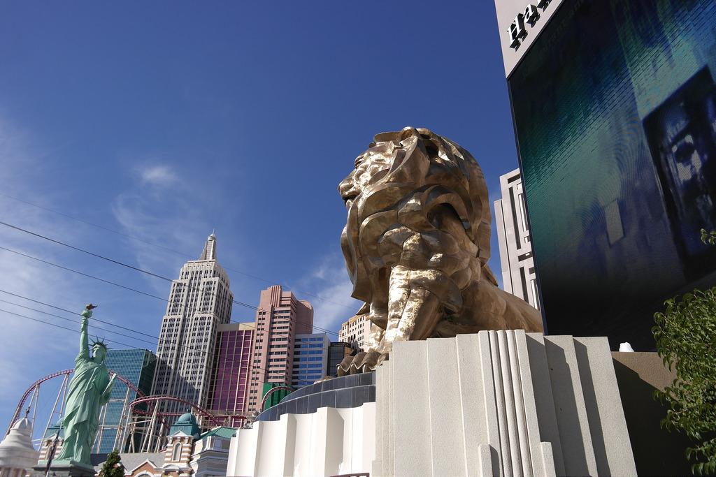 Las Vegas Wetter November