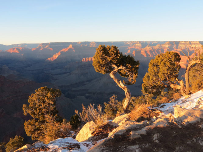 Weather Grand Canyon In February 2020 Temperature Climate
