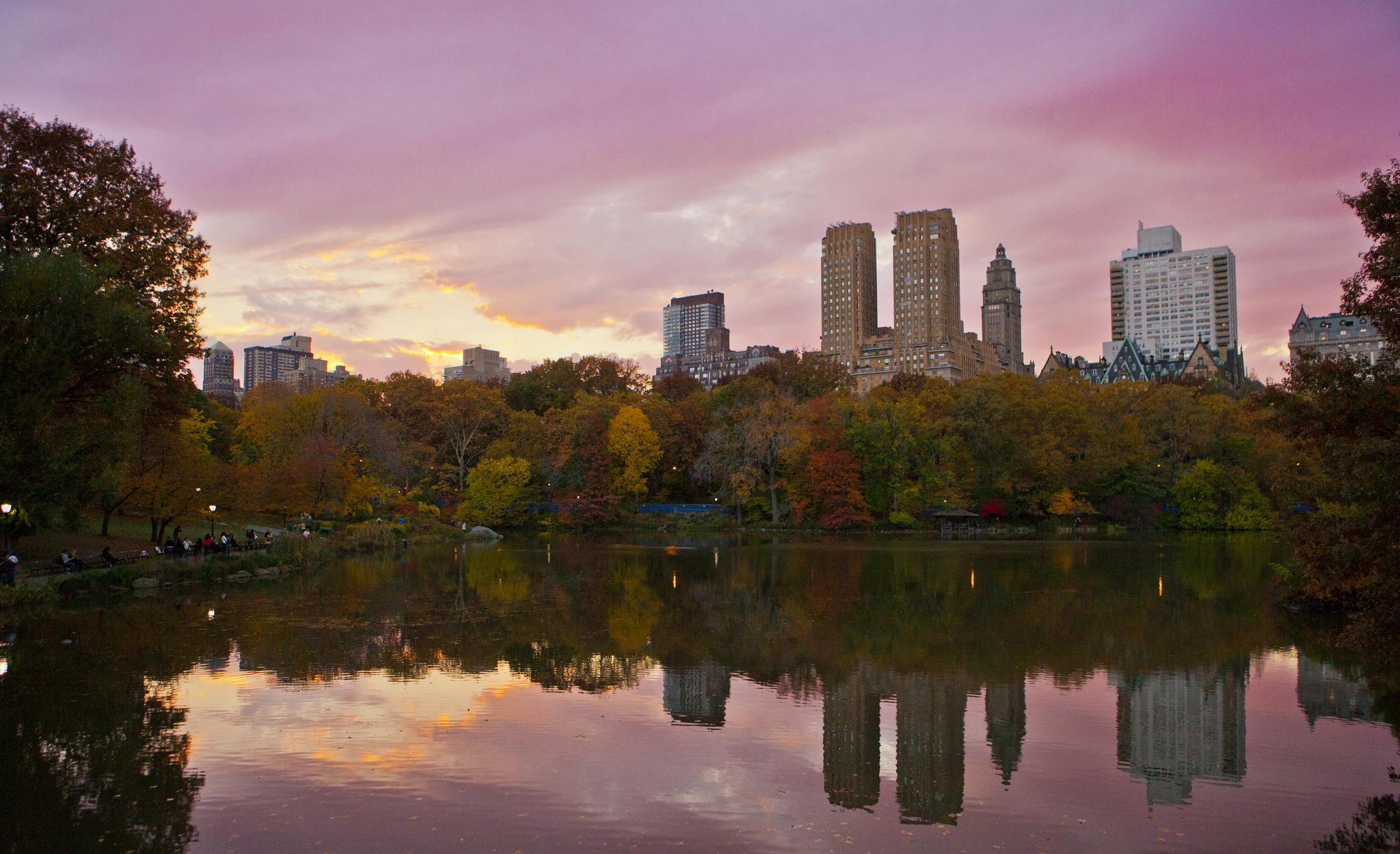 14 Day Weather Forecast New York >> Weather New York in November: Temperature & Climate