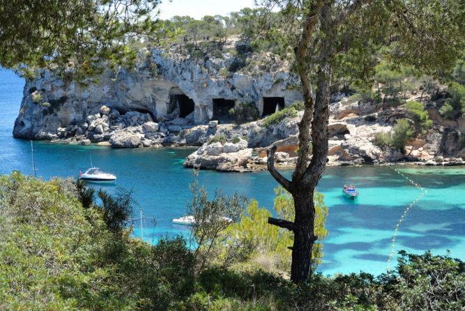 Mallorca April Wetter