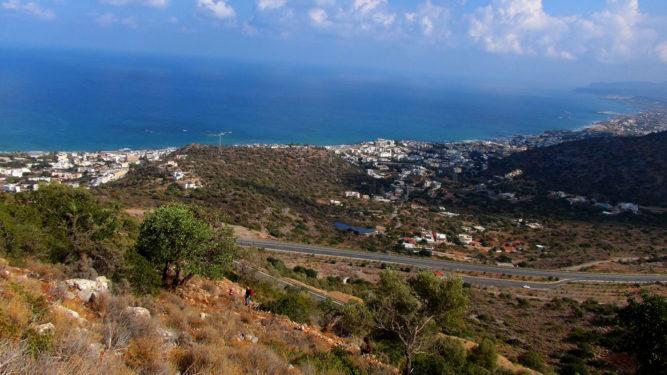 Weather Crete In November 2020 Temperature Climate