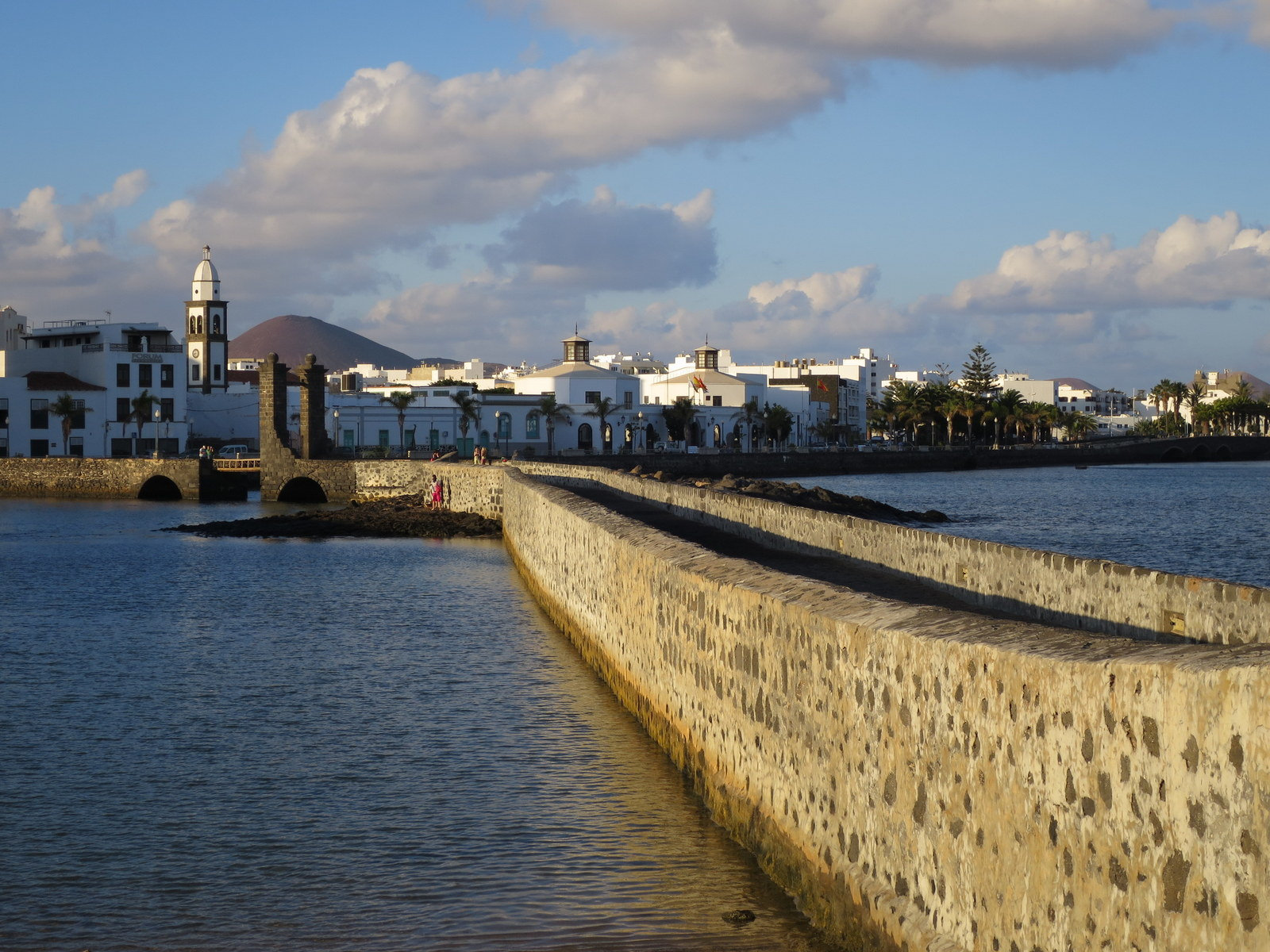 Weather-October-Lanzarote