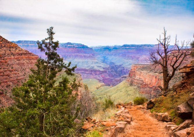 العلامة 10 Day Weather Forecast For Grand Canyon South Rim