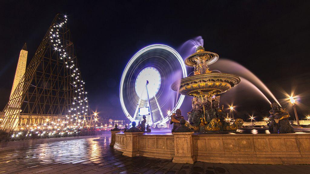 Weather Paris In December Temperature Climate - Average december temperature in las vegas