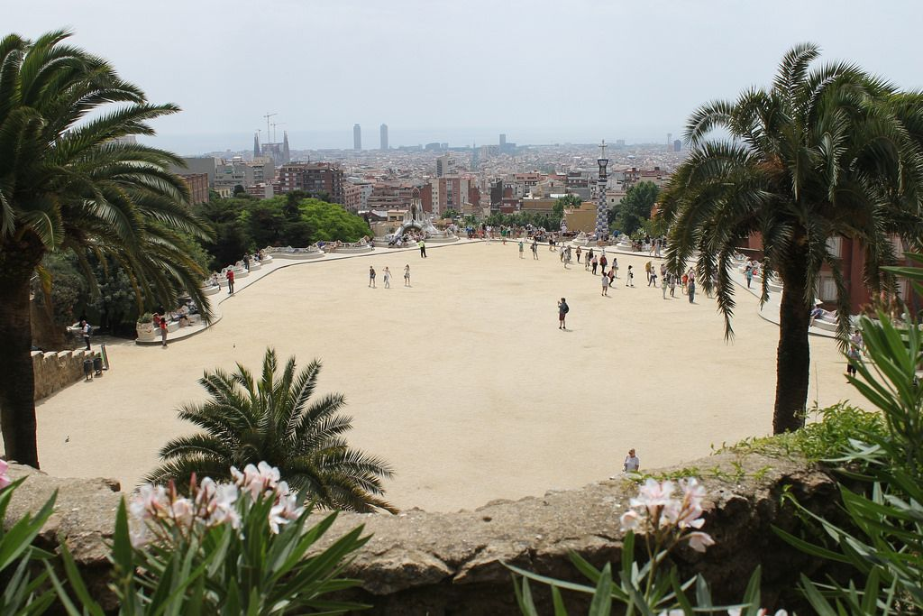Weather-June-Barcelona