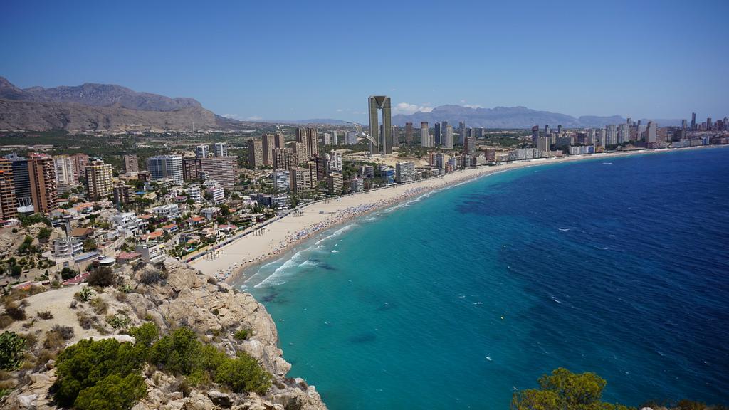 Испанский курорт бенидорм