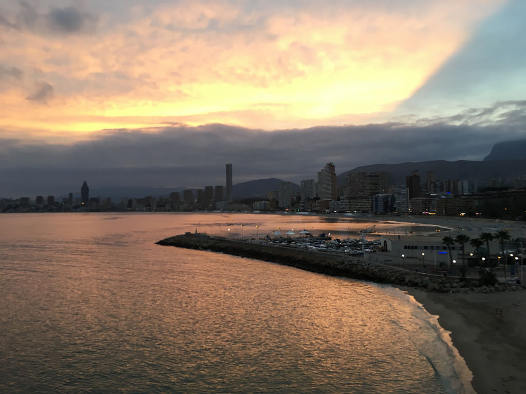 Weather-March-Benidorm