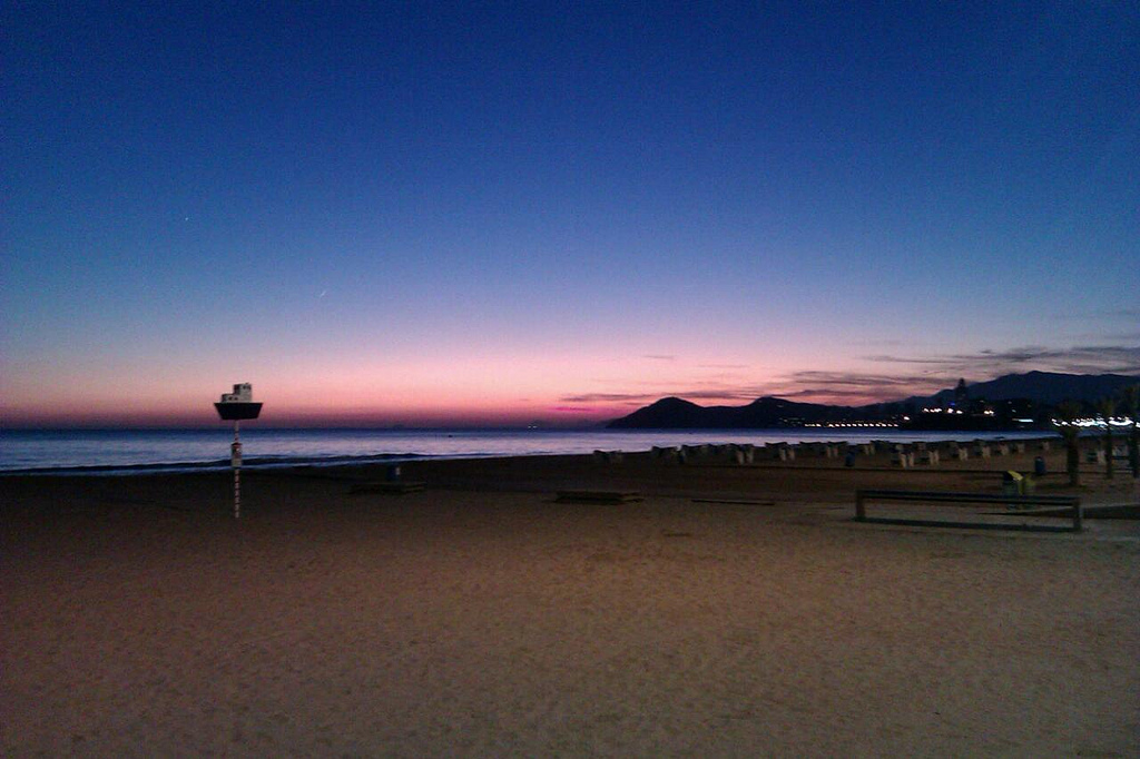Weather-November-Benidorm