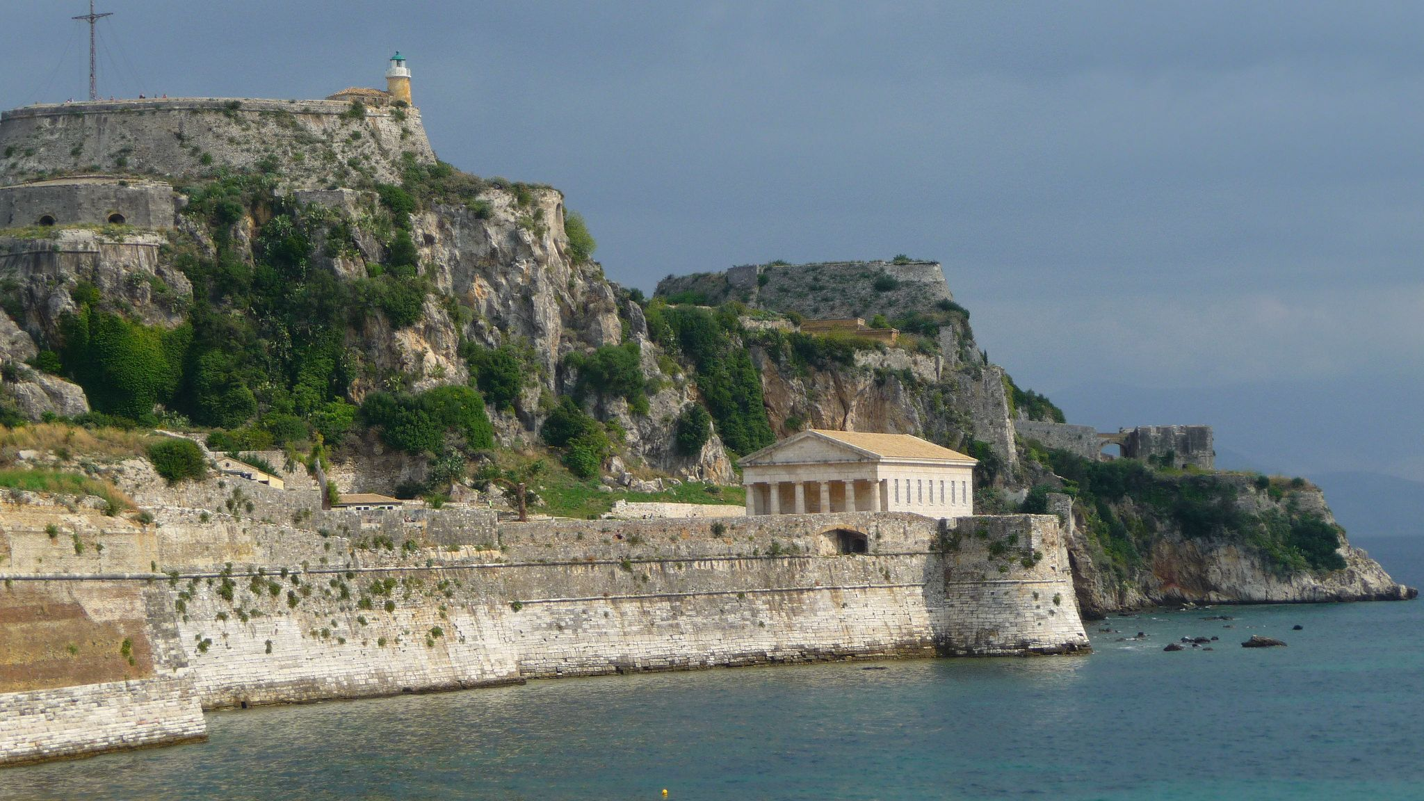 Weather-October-Corfu